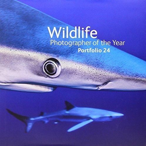 Wildlife Photographer of the Year: Portfolio 24 Hardcover December 1, 2014