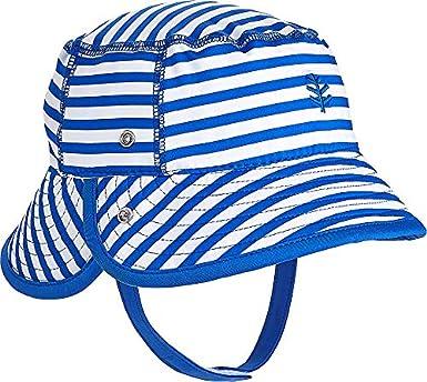 9904f518c51db Amazon.com  Coolibar UPF 50+ Baby Sun Bucket Hat - Sun Protective  Clothing