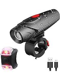Bike Headlights Amazon Com