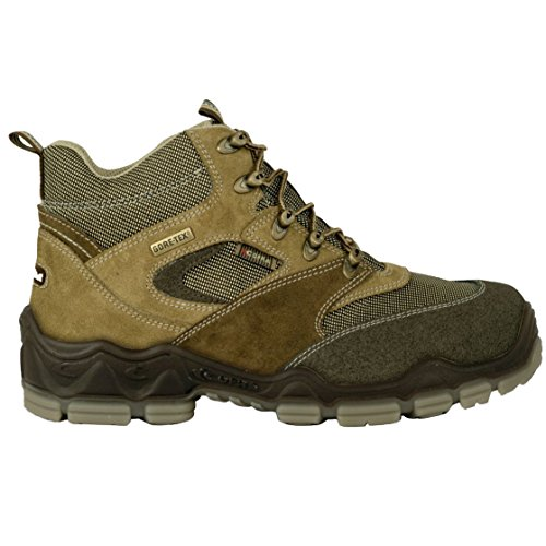 """Cofra 20190–000.w43Talla 43S3WR Src–Zapatos de seguridad de """"Masaccio–Verde"""