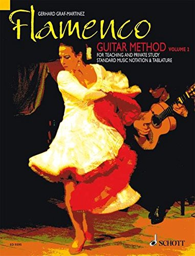 Flamenco: Guitar Method: Pt. 2: Amazon.es: Graf- Martinez, Gerhard ...