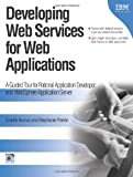 Developing Web Services with IBM Websphere Studio, Colette Burrus and Stephanie Parkin, 1931182213