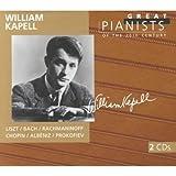 V1 William Kapell Liszt/Bach
