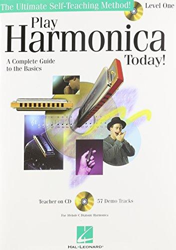 Play Harmonica Today: Beginner's Back Sam Ash Harmonicas