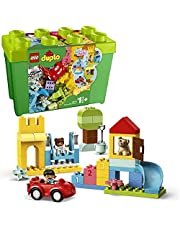 LEGO DUPLO Classic 10914 Deluxe Brick Box Building Kit (85 Pieces)