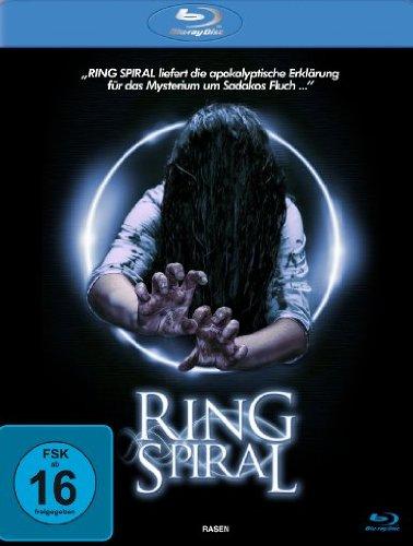 Ring - Spiral [Alemania] [Blu-ray]: Amazon.es: Sato, Koichi, Nakatani, Miki, Matsushige, Yutaka, Iida, Joji, Sato, Koichi, Nakatani, Miki: Cine y Series TV