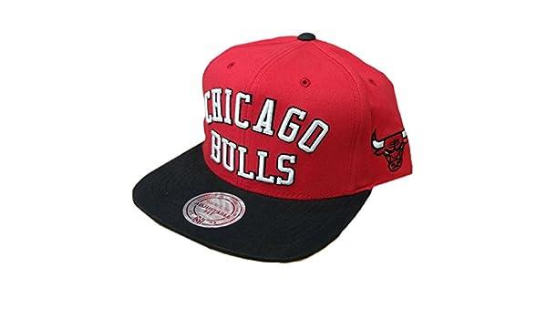 GORRA MITCHELL AND NESS NBA CHICAGO BULLS MICHAEL JORDAN MJ 23 ...