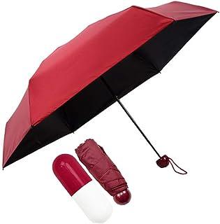 Ombrello di Foglie di Piantaggine Ombrellone Speciale Anti-UV Ombrello di Frutta Creativo per Auto per Le donne Studenti Ombrello Leggero Antivento Compatto di Grandi Dimensioni Diametro 98cm
