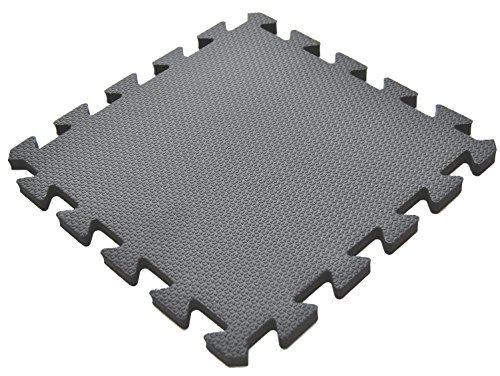 36 Pieces Non-Toxic Waterproof foam Wonder Mats: Non-Recycled Quality & Extra Thick 12