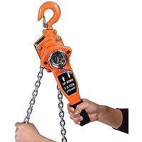Polipasto de cadena, elevador manual de 3 m