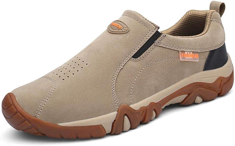 Zapatos de los Hombres, Zapatos de Escalada Artificial PU de ...