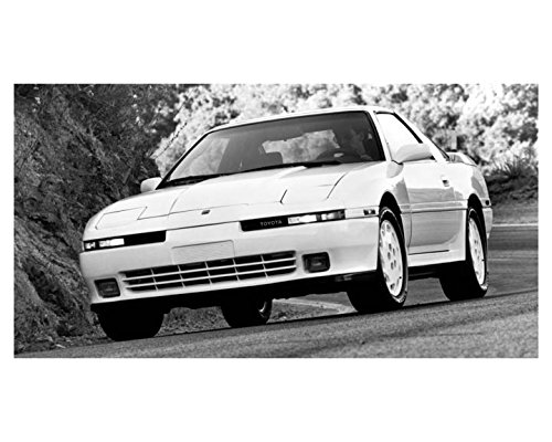 1989 Toyota Supra Turbo Automobile Photo Poster