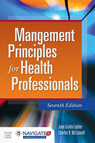 Pdf Law Management Principles for Health Professionals