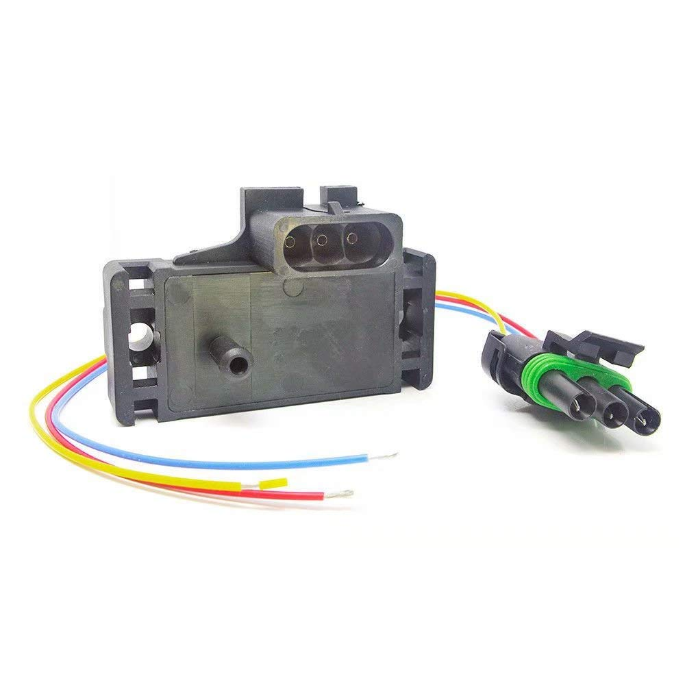 Manifold Pressure MAP Sensor Connector Pigtail BUICK CADILLAC CHEVY GMC JEEP