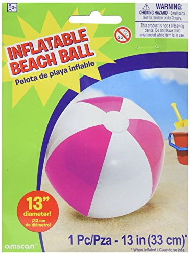 Amscan Inflatable Beach Ball   Party Favor -