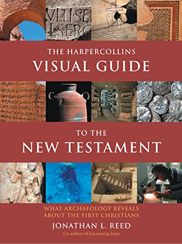 The HarperCollins Visual Guide to the New Testament
