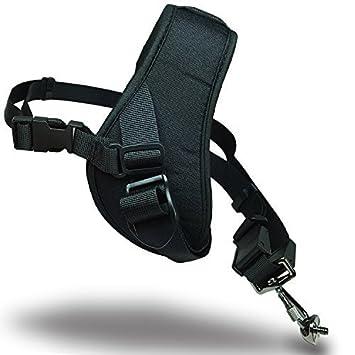 Black Single Shoulder Sling Belt Strap for Panasonic Lumix DMC-FZ150K