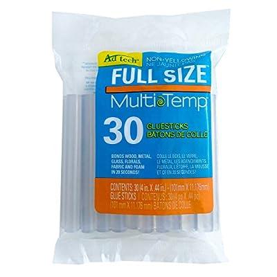 AdTech Multi-Temp Full-Size Glue Sticks for Crafting, DIY, and Home Repair