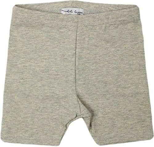 Lil Leggs Unisex Boys Girls Cotton Short Leggings