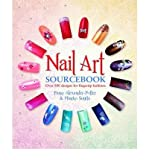 """Nail Art Sourcebook - Over 500 Designs for Fingertip Fashions"" av Pansy Alexander"