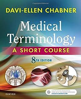 Medical terminology a short course 5e davi ellen chabner ba mat medical terminology a short course 8e fandeluxe Choice Image