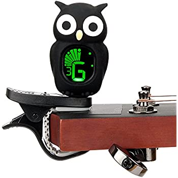 Cartoon Bass Tuner, Black