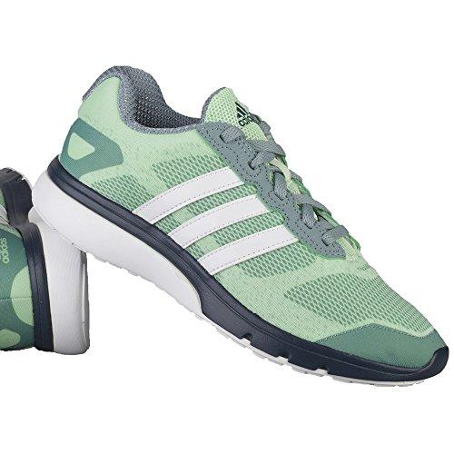 Adidas Turbo 31w - B23361 Groen-wit-marineblauw