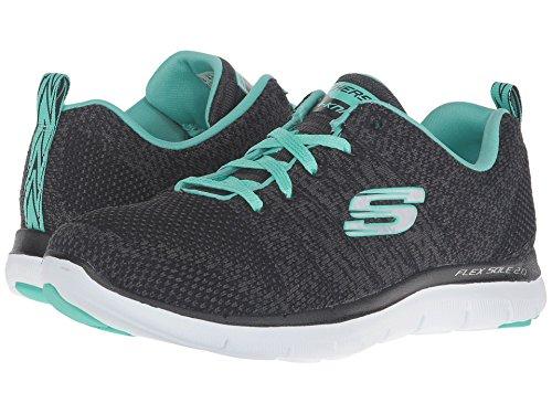 (スケッチャーズ) SKECHERS レディーススニーカー?ウォーキングシューズ?靴 Flex Appeal 2.0 - High Energy [並行輸入品]