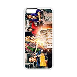 The Big Bang Theory For iPhone 6 Plus Screen 5.5 Inch Csae protection phone Case ST056388