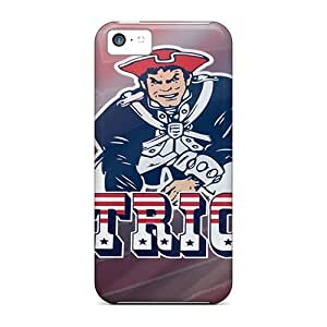 Forever Collectibles New England Patriots Hard Snap-on Iphone 5c Cases