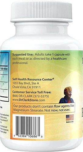 Amazon.com: Dr. Clark Pancreatin 8 x enzima Suplemento, 500 ...