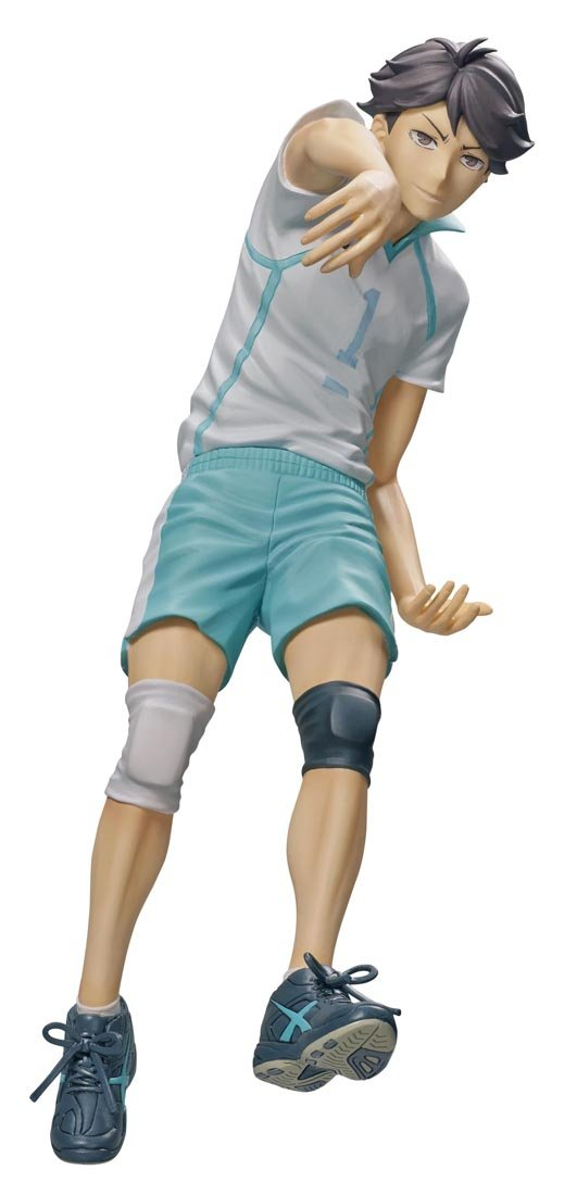 Haikyuu   Players Series Oikawa Toru 1 8 Scale PVC Figurine