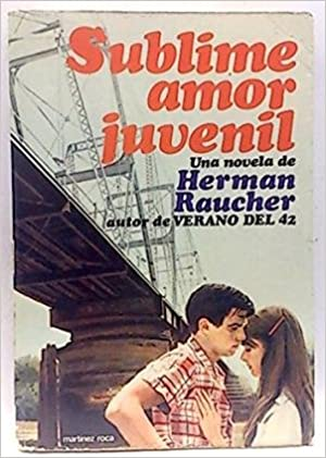 Libro sublime amor juvenil