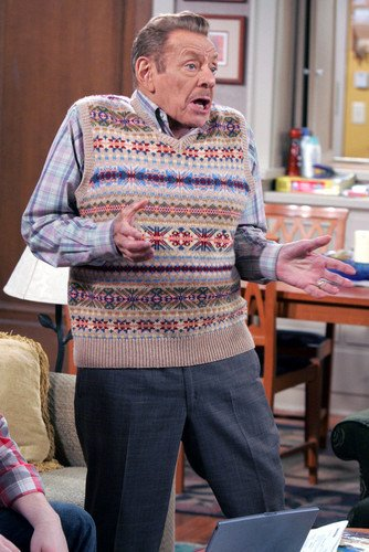 (Jerry Stiller 24X36 Poster Classic The King Of Queens)
