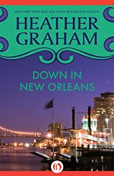 Down in New Orleans (Five Star Romance) by [Graham, Heather]