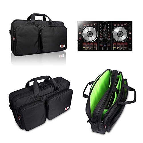 Professional Bubm Protector Bag For Pioneer DDJ SB SB2 2 Performance DJ Controller Macbook Travel (Dj Dj Bags)
