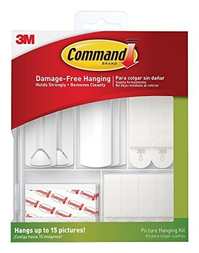 Command Picture Hanging Kit 66K51, 2-PACK