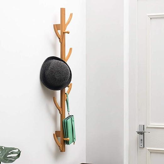 FuLov Percheros De Pared Madera IKEA Modernos Ganchos ...