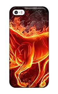 Tpu Case Cover For Iphone 5/5s Strong Protect Case - Free Phone Design