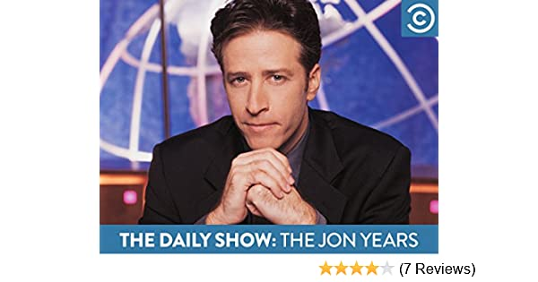 Amazoncom Watch The Daily Show The Jon Years Prime Video