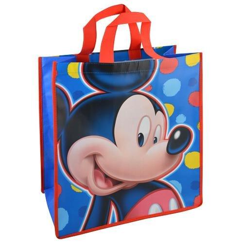 Disney Mickey Mouse Large Reusable Non-Woven Tote Bag -