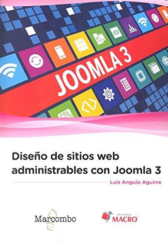Download Diseño de sitios web administrables con Joomla 3 pdf