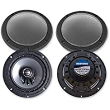 """Hogtunes 362R-RM 6.5"""" Rear Speakers for 2014 & newer Harley-Davidson Touring models with Rear speaker pods - 362R-RM"""