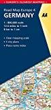 Road Map Germany (Road Map Europe)