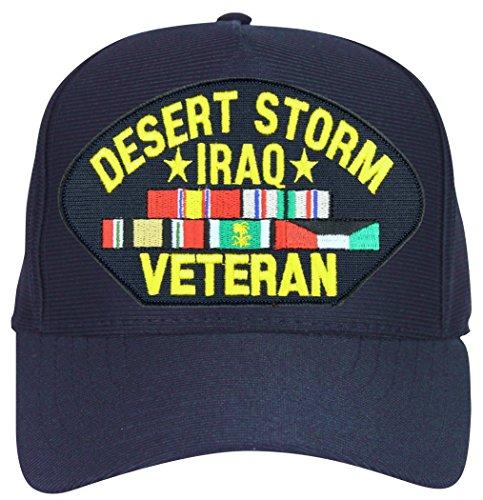MilitaryBest Desert Storm Iraq Veteran Ball Cap Hat