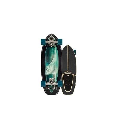 """Carver Skateboards Super Snapper Surfskate Complete C7 28"""" : Sports & Outdoors"""