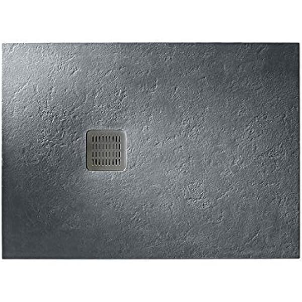 Roca - Plato de ducha extraplano de STONEX® - Serie Terran, Color ...