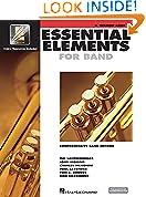 #7: Essential Elements 2000 Trumpet, Book 2 B flat