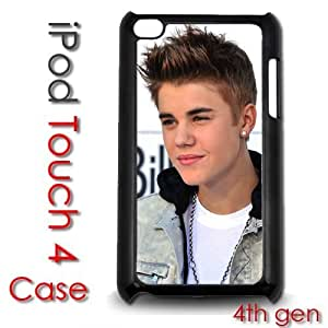 For SamSung Galaxy S5 Mini Case Cover gen Touch Plastic Case - Justin Bieber Black and White