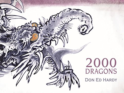 2000 Dragons (Dragon Tattoos Art)